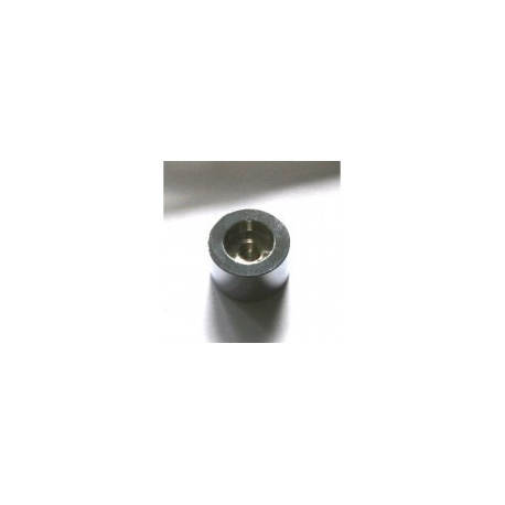 CHROMED CAP SCREW M8