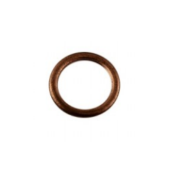 SPECIAL WASHER 10X14X1,6 COPPER