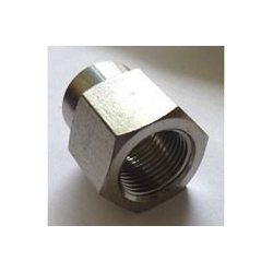 FITTING G1/4F-G3/8F WR22 BRASS