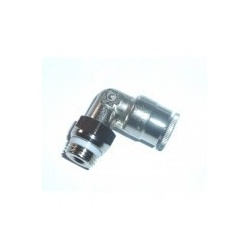 G1/8-6 90° RAPID CONNECTION FITTING S/S